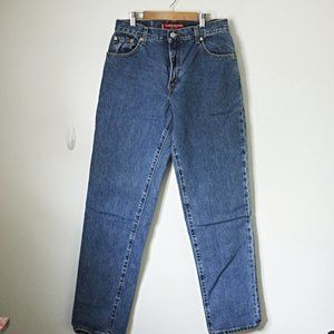 Levi's 550 Relaxed Fit High Rise Jeans